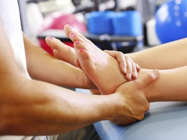 Neurovascular Foot Assessment