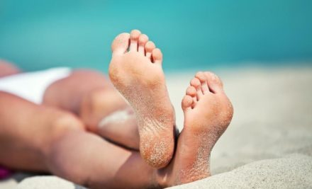 Caring For Your Feet in Summer